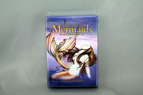 マーメイド・オラクルカード Oracle of the Mermaids 新装版