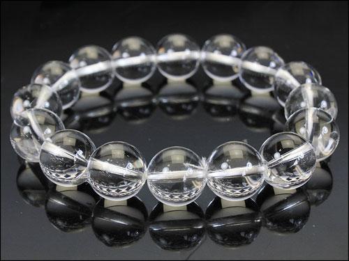 ブレスレット 水晶 AAA 14mm Lサイズ 限定特価