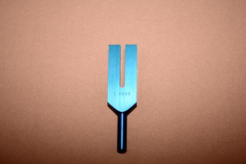 カラーチャクラチューナー 第6チャクラ ブルー チャクラ・ポップ付属
