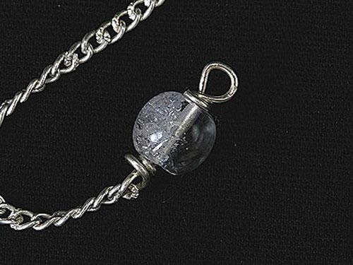 ペンデュラム ヒマラヤ水晶 ラフカット型