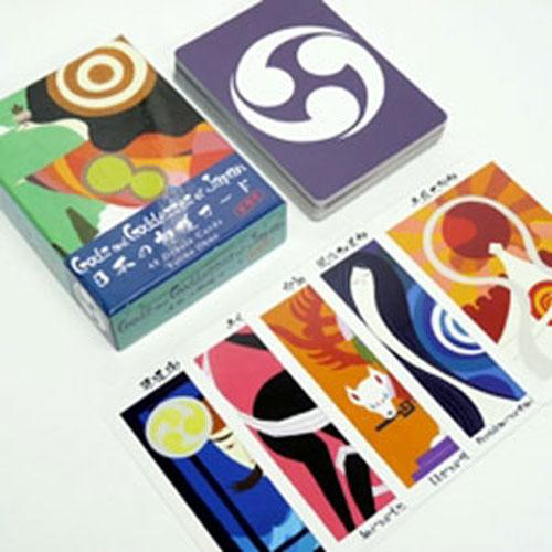 日本の神様カード 英語版