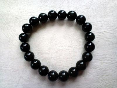 限定特価商品 ブレスレット ブラックスター(ダイオプサイト) 10mm