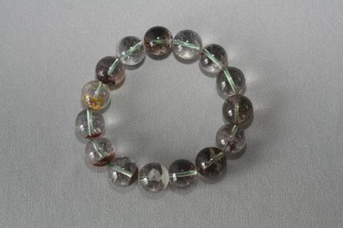 ブレスレット 特価 ガーデン水晶 13mm