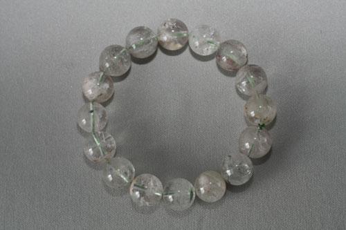 ブレスレット 特価 ガーデン水晶 14mm