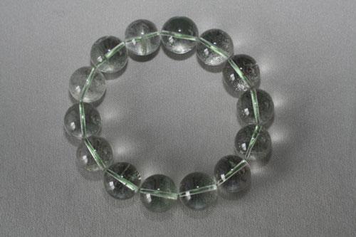 ブレスレット 特価 ガーデン水晶 16mm