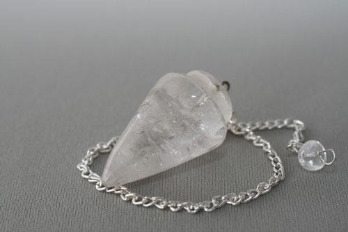 ペンデュラム ヒマラヤ水晶 30mm 特価