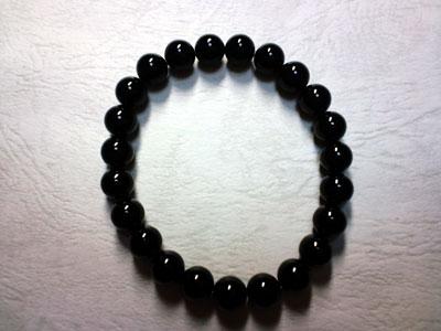 ブレスレット ブラック・オニキス 8mm