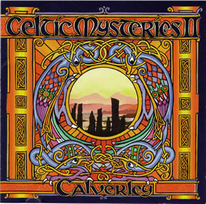 CELTIC MYSTERIES II ケルトの神秘 II / ROGER CALVERLEY ロジャー・カルバリー