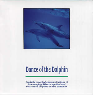 DANCE OF THE DOLPHIN ダンス・オブ・ザ・ドルフィン / ATLANTIC SPOTTED DOLPHINS IN THE BAHAMAS バハマの野生のイルカたち