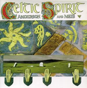 CELTIC SPIRIT ケルティック・スピリット ケルトのこころ / MARY ANDERSON & JOANNE MEIS マリー・アンダーソン&ジョアンヌ・メイズ