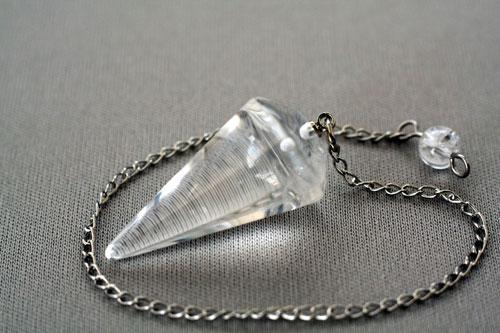ペンデュラム ラウンド 水晶
