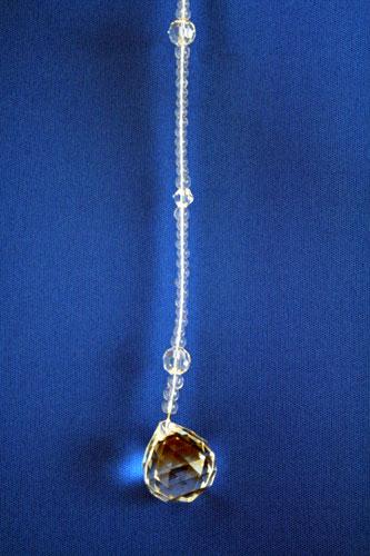 サンキャッチャー 2cm玉 クリスタルガラス