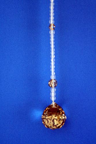サンキャッチャー 2cm玉 シルバー