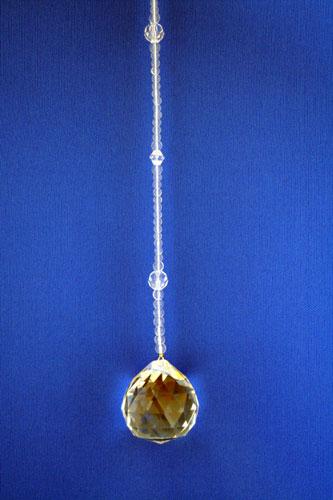 サンキャッチャー 3cm玉 クリスタルガラス