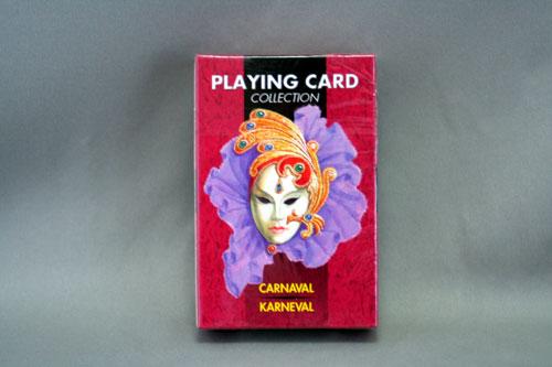 トランプ PLAYING CARDS カーニバル CARNAVAL