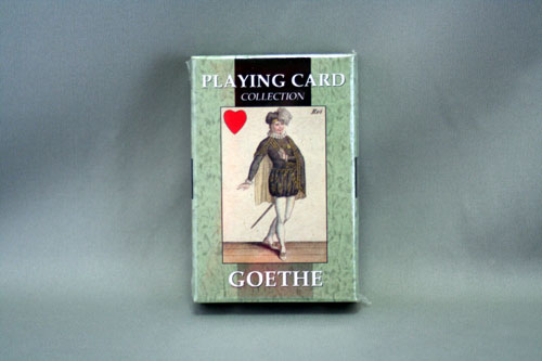 トランプ PLAYING CARDS ゲーテ GOETHE