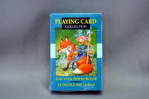 トランプ PLAYING CARDS フェアリー・ピープル THE FAIRY PEOPLE