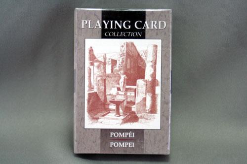 トランプ PLAYING CARDS ポンペイ POMPEII