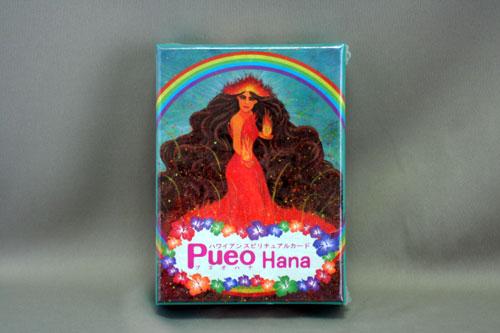 ハワイアン・スピリチュアル・カード プエオ・ハナ Pueo Hana