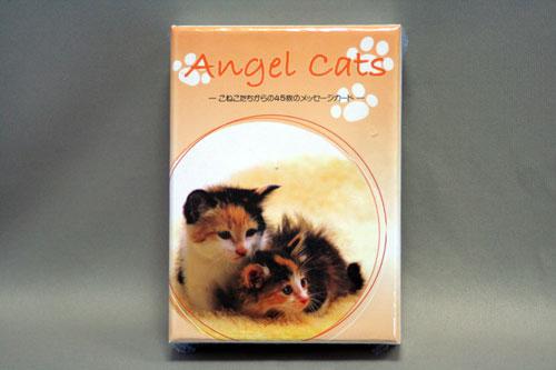 エンジェル・キャッツ〜こねこたちからの45枚のメッセージカード〜 Angel Cats