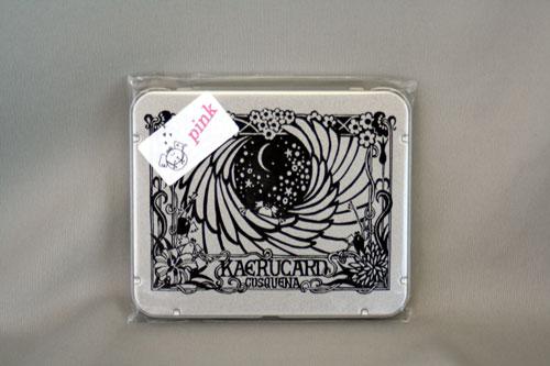 カエル・カード ピンク KAERU CARD