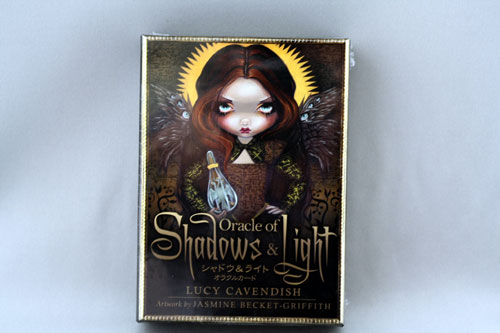 シャドウ&ライト・オラクルカード Oracle of Shadow & Light 新装版
