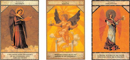 ジ・エンジェル・オラクル The ANGEL ORACLE