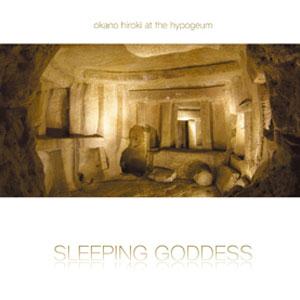 SLEEPING GODDESSスリーピング・ゴッデス / HIROKI OKANO 岡野弘幹