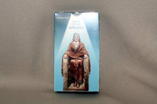天使のタロットカード TAROT OF ANGELS
