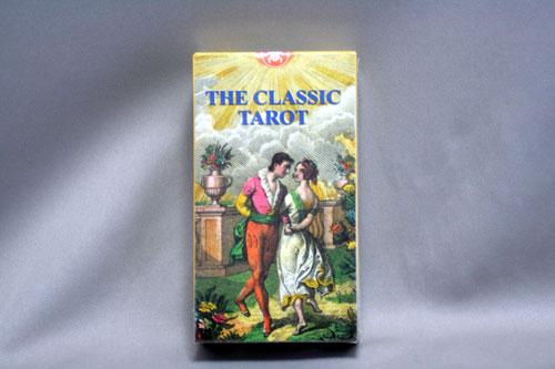 クラシック・タロットカード THE CLASSIC TAROT