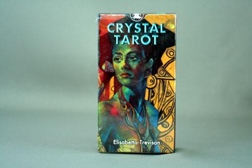 クリスタル・タロットカード CRYSTAL TAROT