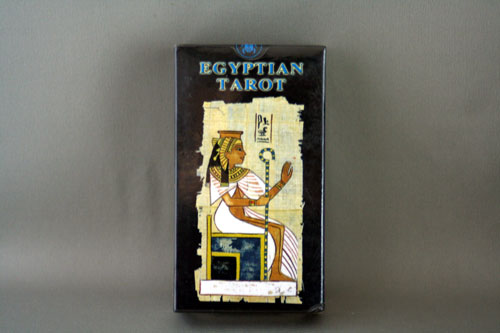 エジプシャン・タロットカード EGYPTIAN TAROT