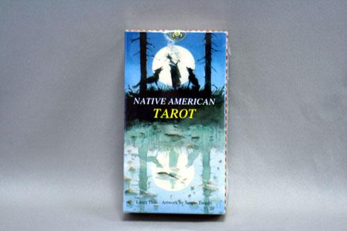 ネイティブ・アメリカン・タロットカード NATIVE AMERICAN TAROT