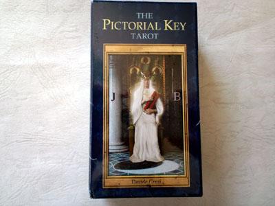 ピクトリアル・キー・タロットカード PICTORIAL KEY TAROT