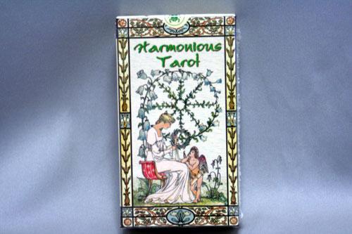 ハーモニアス・タロットカード Harmonious Tarot