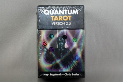 クォンタム・タロット  QUANTUM TAROT VERSION 2.0