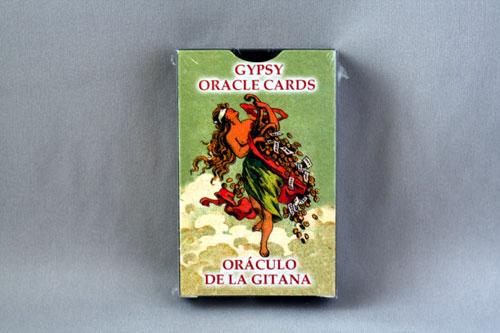 ジプシー・オラクルカード GYPSY ORACLE CARDS
