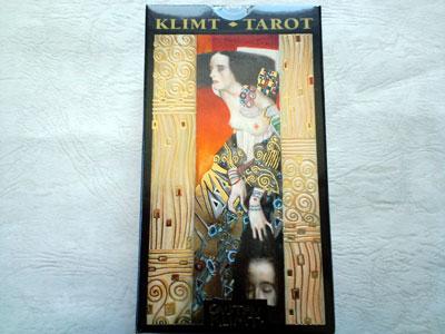 クリムト・ゴールデン・タロット GOLDEN TAROT OF KLIMT