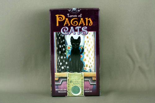 ペイガン・キャッツ・タロット Tarot of PAGAN CATS